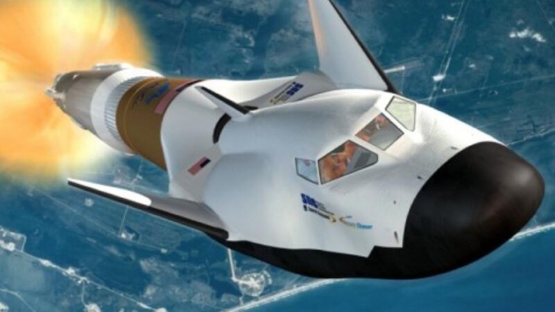 Uzaya erzak taşıyacak