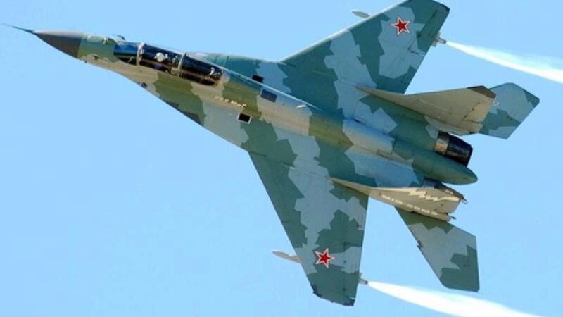 Mig-29'la uçmak 45 bin TL