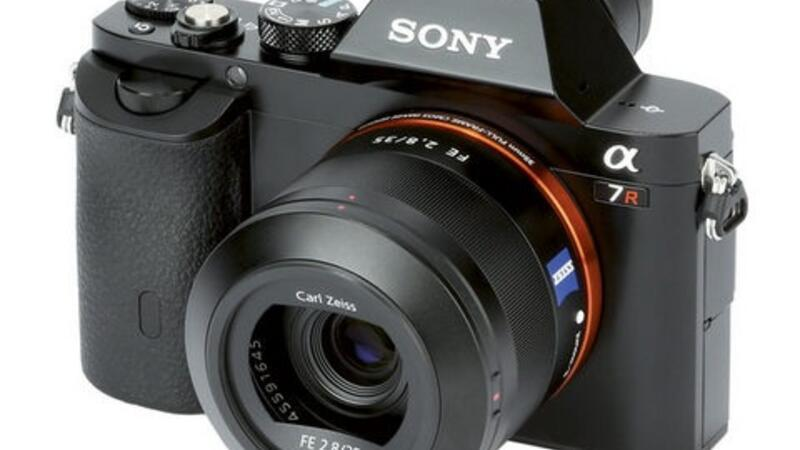 Sony Alpha 7R video inceleme