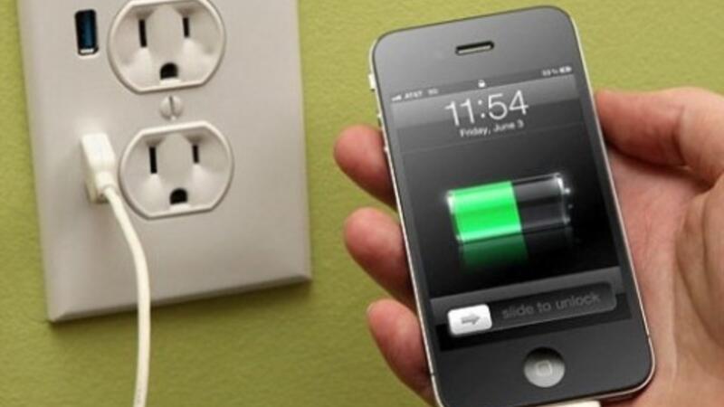 Как сделать чтобы айфон показывал зарядку