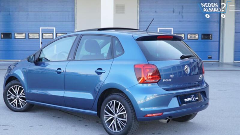 Volkswagen Polo 1.2 TSI | Neden Almalı?