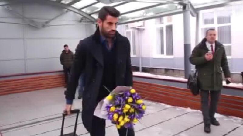 Fenerbahçe 2 saatlik yolculuğun ardından Krasnodar'a ulaştı