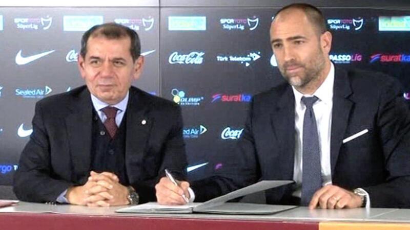 Igor Tudor imzaladı