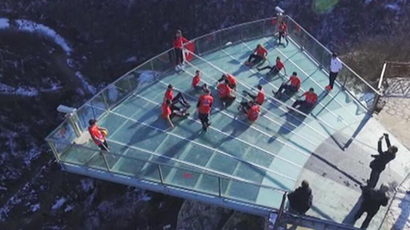 Dünyada ilk defa Safranbolu'da oynandı! Bakın hangi spor?