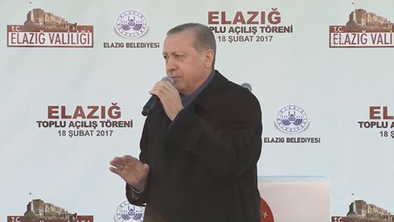 Cumhurbaşkanı Erdoğan ilk kez sistem açıklamadı yaptı