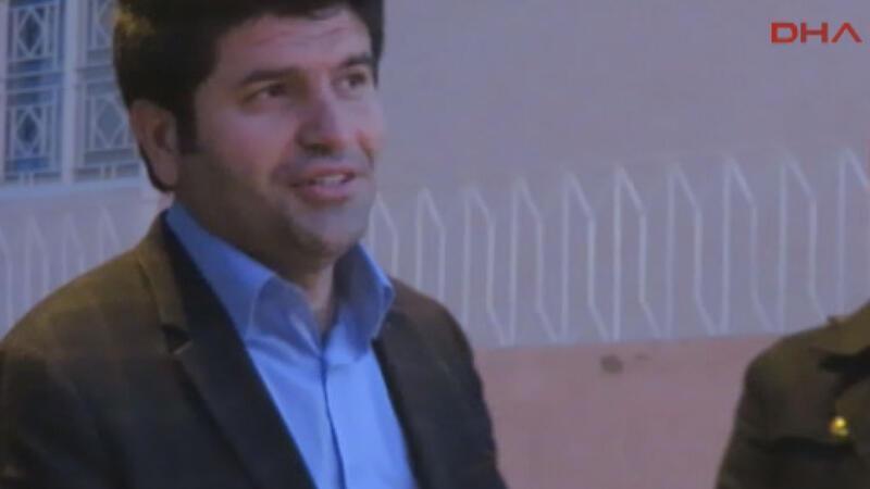 Gözaltına alınan HDP Milletvekili Mehmet Ali Aslan serbest bırakıldı