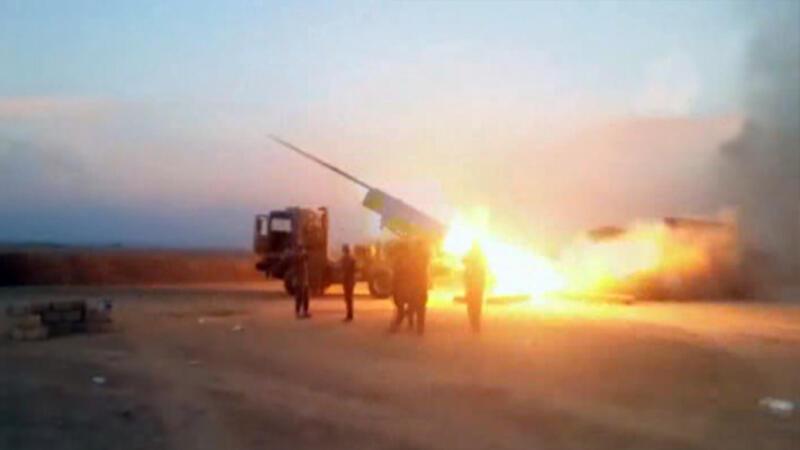 Irak Güvenlik Güçleri, dokuz köyü IŞİD kontrolünden kurtardı