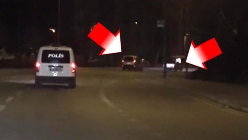 'Dur' ihtarına uymayan ehliyetsiz sürücü kaza yapınca yakalandı