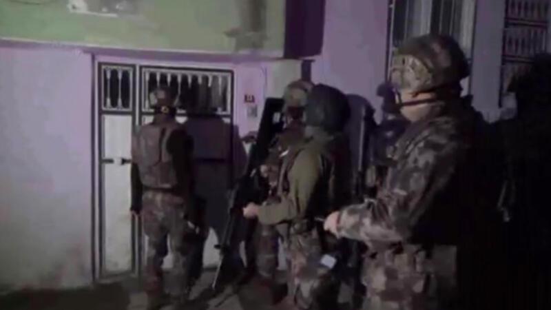 İstanbul'da DEAŞ operasyonu: 35 gözaltı