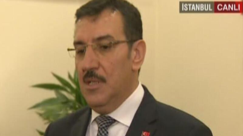 Gümrük ve Ticaret Bakanı CNN Türk'te