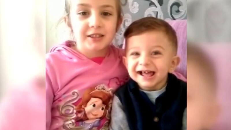 Kalp hastası çocuklardan yapay kalpli Tuğra'ya destek