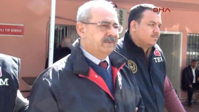 ABD Konsolosluk tercümanı Hamza Uluçay'a PKK gözaltısı