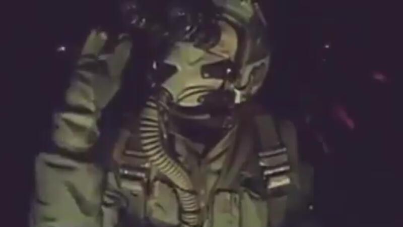 DEAŞ'a Nusret usulü bomba!
