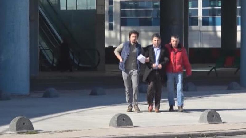 Müjdat Gezen Sanat Merkezi'ni kundaklayan kişi tutuklandı