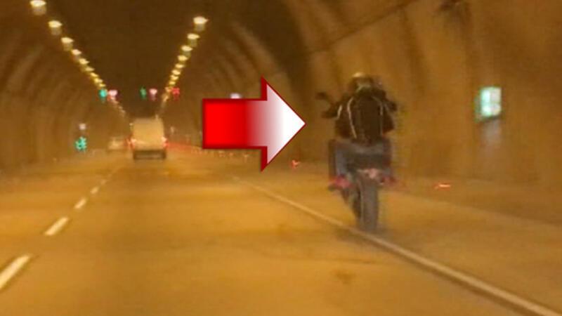 Kağıthane Tüneli'nde tek teker terör estirdiler
