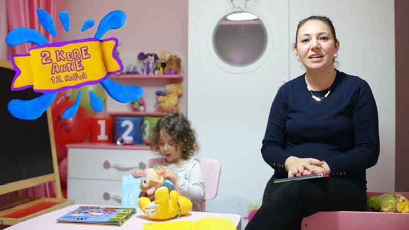 Hamilelikte 12. Hafta - 2 Kere Anne