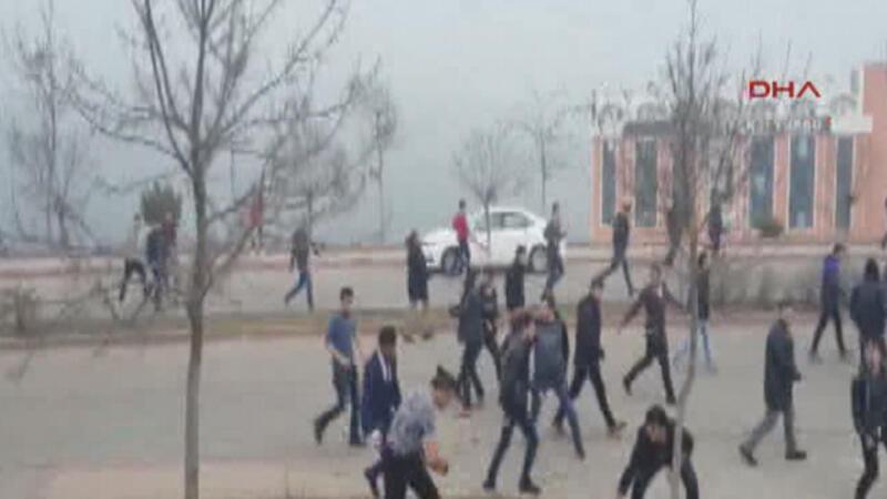 Kocaeli Üniversitesi'nde gerginlik: 47 gözaltı