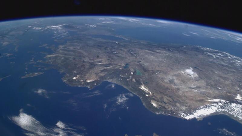 Uzaydan Türkiye