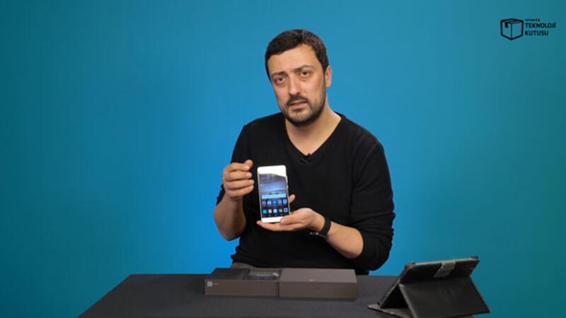 Huawei Mate 9'u inceledik