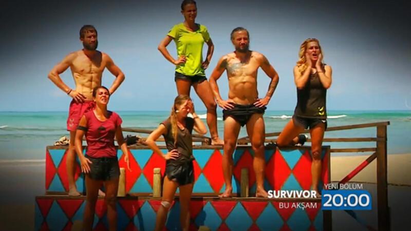 Survivor 2017'nin 42. bölüm tanıtımı