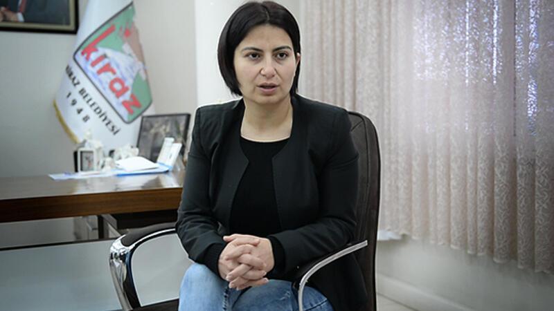 Kiraz Belediye Başkanı Saliha Özçınar