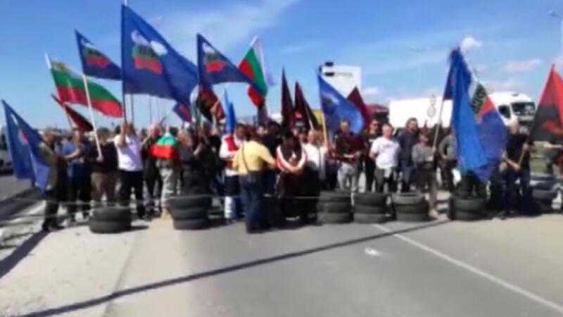 Türkler gelmesin diye yolu kestiler