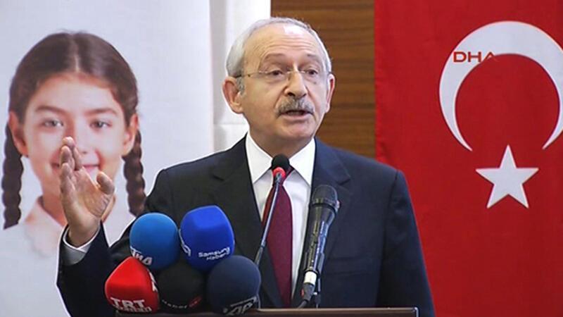Kılıçdaroğlu: Siyasi ahlak kanunu çıkaracaktık, Davutoğlu'nun ömrü yetmedi