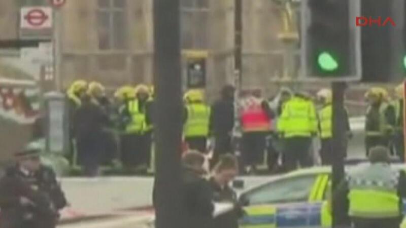 Londra'da dehşet verici saldırı
