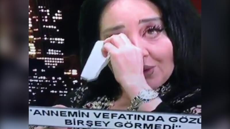 Nur Yerlitaş o anı hatırlayınca ağlamaya başladı!