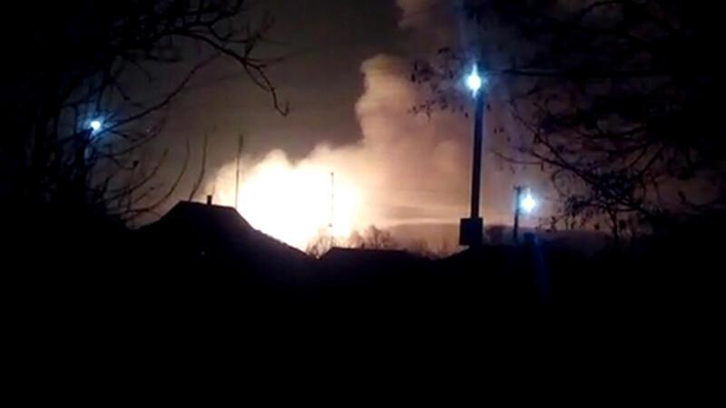 Ukrayna şokta! Şehri boşaltıyorlar