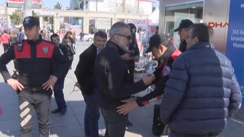 İstanbul'da 2 bin polis ile büyük operasyon