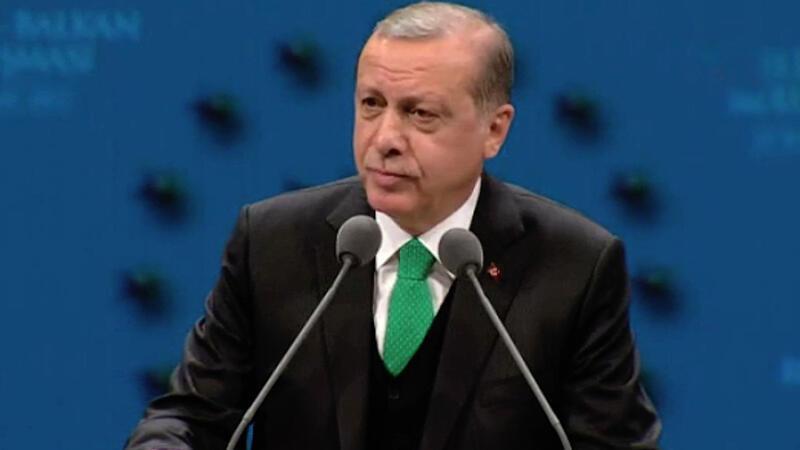 Cumhurbaşkanı Erdoğan'dan Bulgaristan mesajı