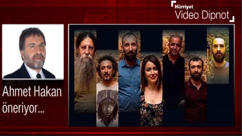 İşte Ahmet Hakan'ın son günlerde dinlediği 5 türkü