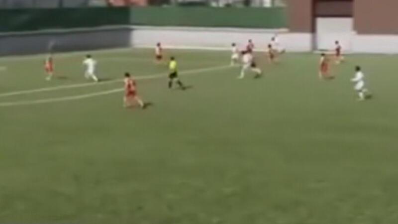 Beşiktaşlı oyuncudan Galatasaray'a müthiş röveşata golü!