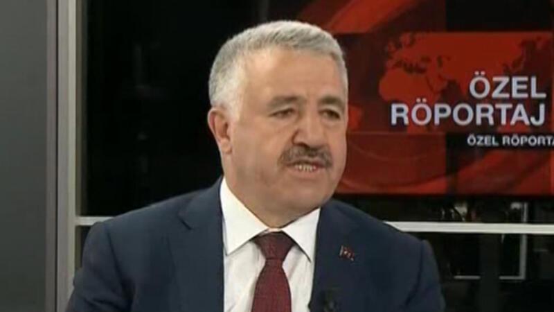Ulaştırma Bakanı: 'İngiltere'nin yasağı kısa sürede kaldıracağını düşünüyoruz'