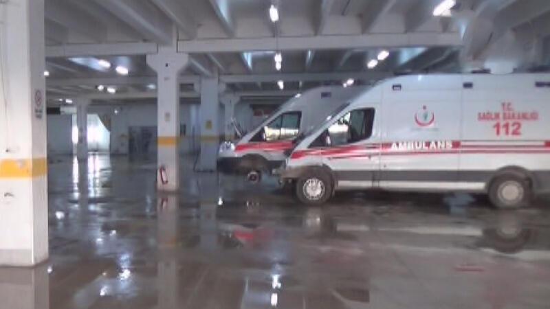 Su baskınında 14 kişi zehirlendi!
