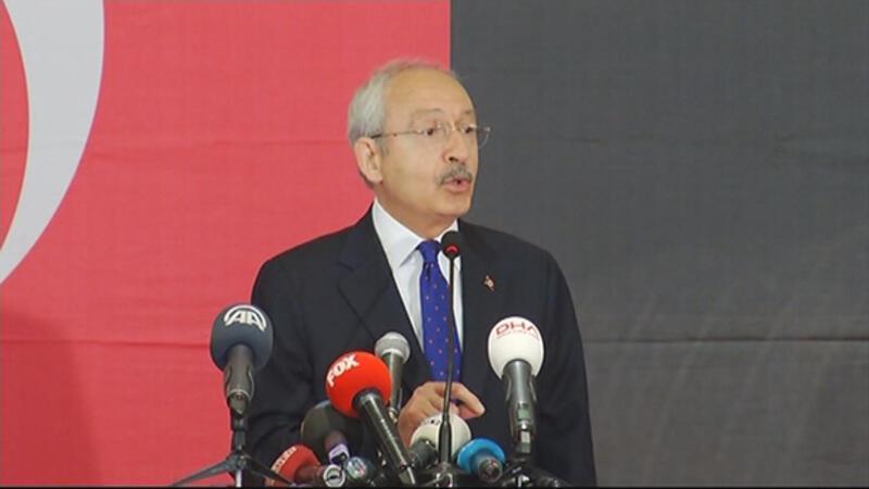 """CHP Lideri Kılıçdaroğlu: """"İstanbul'da en az yüzde 53 hayır var"""""""
