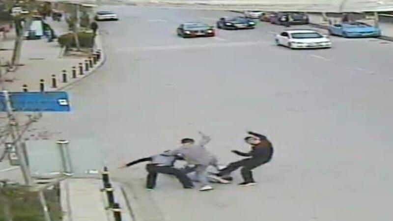 Kadıköy'deki vahşetin görüntüsü ortaya çıktı