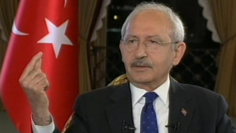 CHP lideri Kılıçdaroğlu'ndan önemli açıklamalar