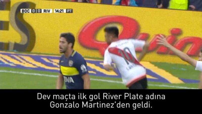 Boca Juniors - River Plate (ÖZET)