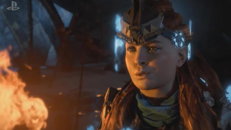 Horizon Zero Dawn: The Frozen Wilds geliyor!