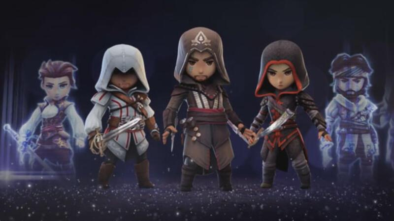 Assassin's Creed Rebellion yolda!