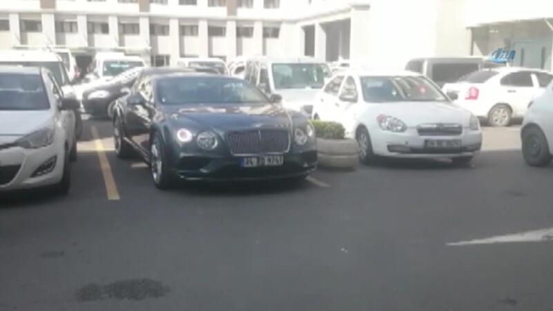 Bentley'li çeteye darbe