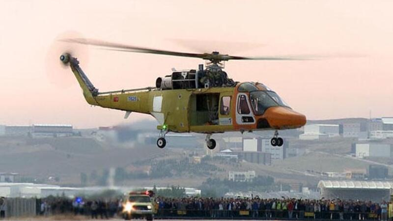 Turkey's indigenous helicopter makes maiden flight