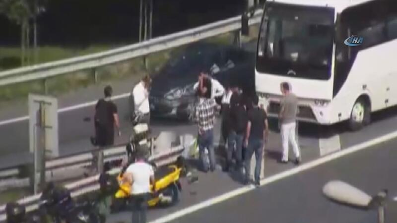 Driver released after 'murder-like accident in Istanbul'