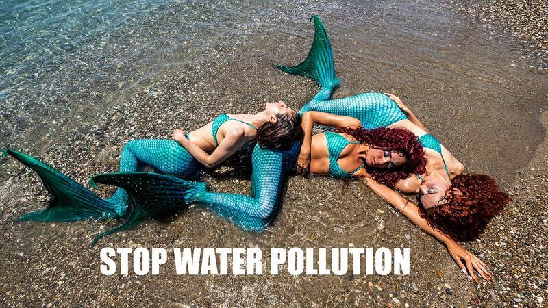 Stop Water Pollution - Su Kirliliğine Son