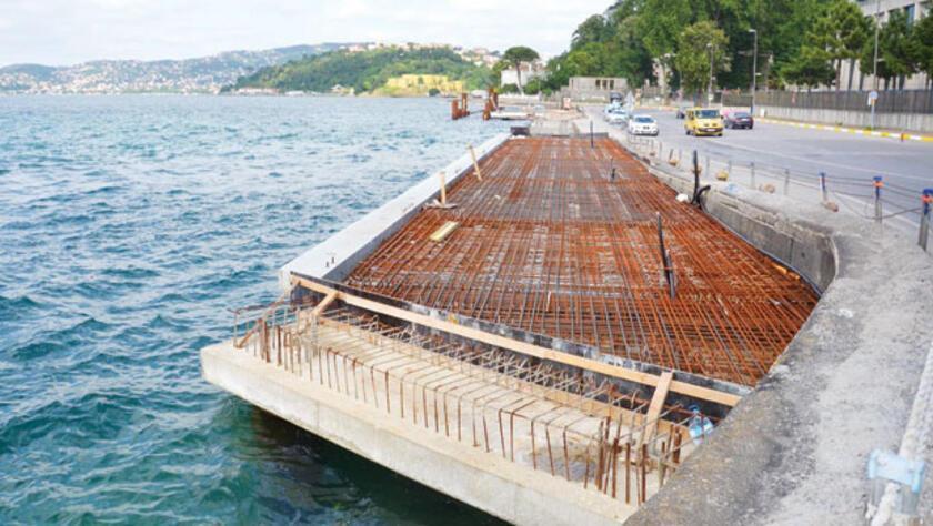 İstanbul'da dolgu alanlar 2.55 km'ye ulaştı, 40'ıncı ilçe oldu