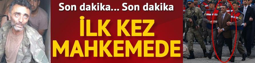 Son dakika: Erdoğana suikast timi mahkemeye böyle getirildi