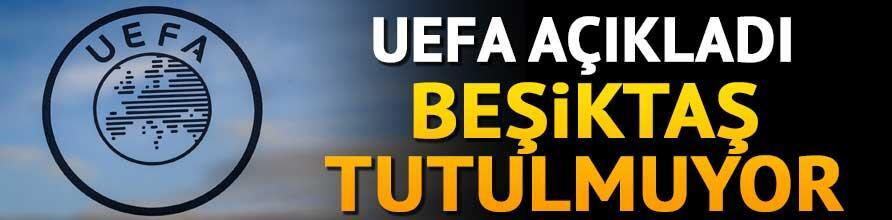 UEFA açıkladı Beşiktaş yükselişini sürdürdü
