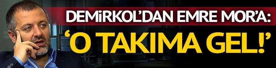 Mehmet Demirkoldan Milli Takım yorumu